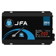 Fonte Automotiva 200a Jfa Carregador Sistema Sci