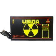 Fonte e Carregador De Baterias USINA Truck Line 120A 24V