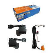 Kit Trava Elétrica Tragial 2 Portas GM Nova Montana - GMA2 MN