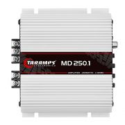 Amplificador Taramps Digital MD 250.1 250W RMS 2 Ohms