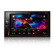 Multimídia Receiver Pioneer DMH-G228BT /Bluetooth 2 DIN 6.2""