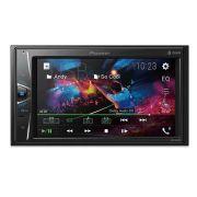 Multimídia Receiver MP3 Player Pioneer MVH-G218BT Bluetooth