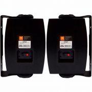 Par Caixa Monitora de Som Ambiente JBL C621P 50W RMS
