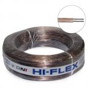 Rolo 100m Fio Paralelo 2x1,00mm 100% Cobre Dni Hfx2x16