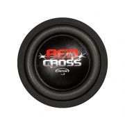 "Subwoofer 8"" Triton Red Cross 500W RMS – 4 Ohms"
