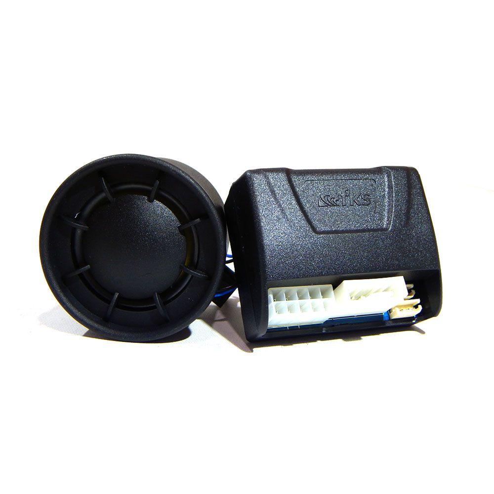 Alarme Automotivo FKS FKI505 CAN – para linha Fiat c conector 6 vias