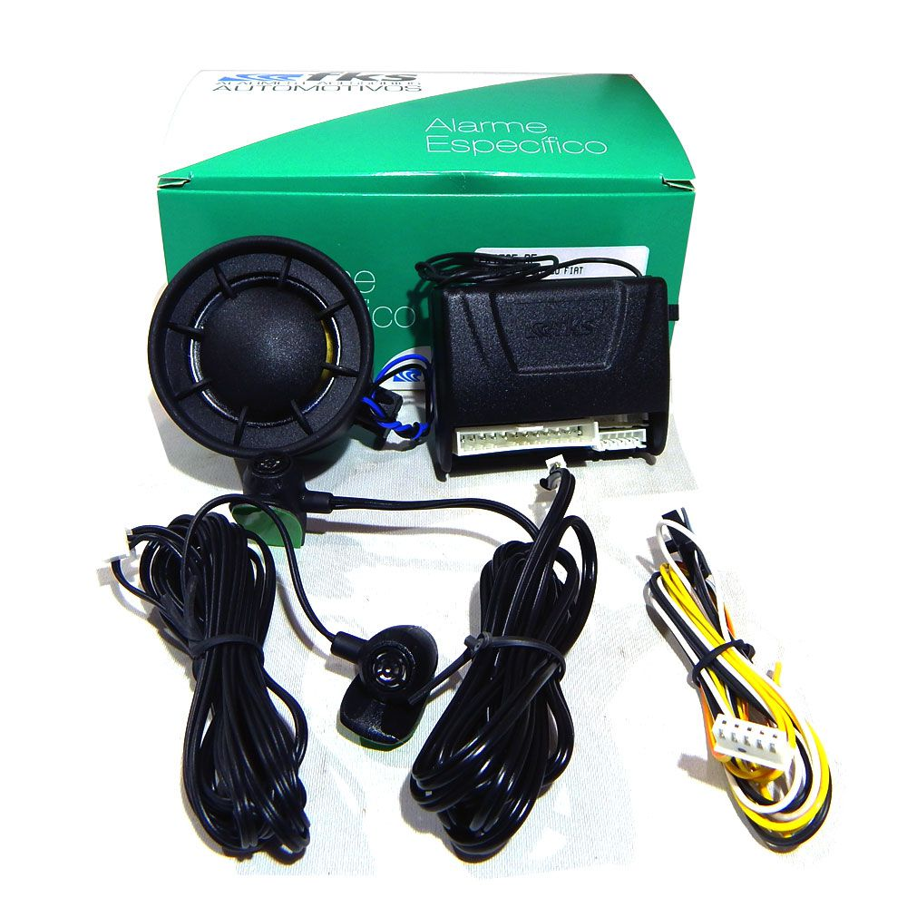Alarme Automotivo FKS FKI505 RF – para linha Fiat