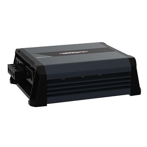 AMPLIFICADOR DIGITAL SOUNDIGITAL SD1200.4D EVO 4.0 - 2 OHMS - (4X300W RMS À 1 OHM)