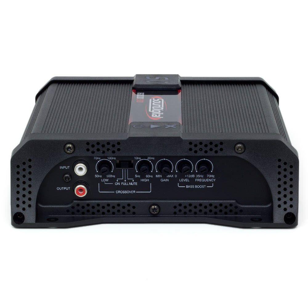 Amplificador Digital Soundigital Sd1600.1d Evo2 1600w - 1Ohm