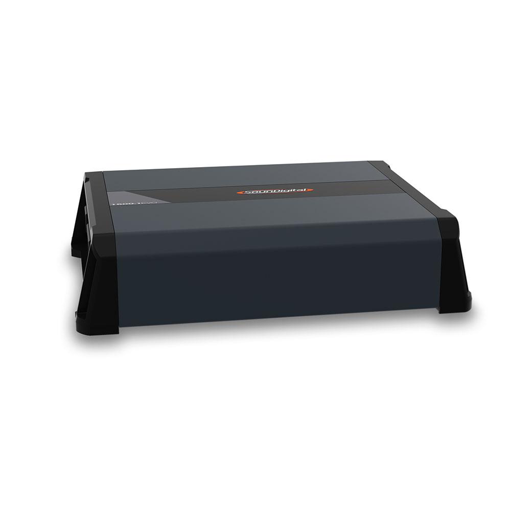 AMPLIFICADOR DIGITAL SOUNDIGITAL SD1600.1D EVO 4.0 - 2 OHMS
