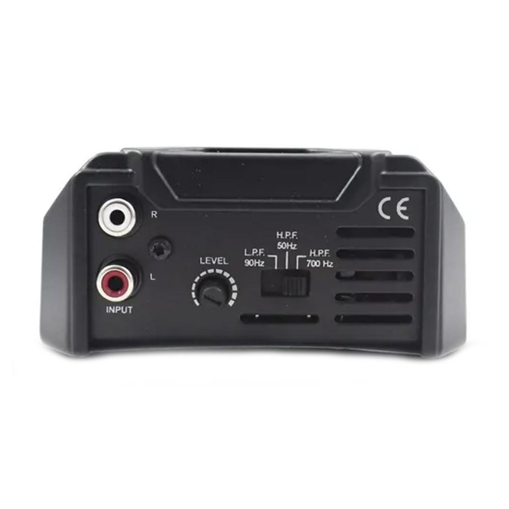 AMPLIFICADOR DIGITAL STETSOM IRON LINE IR 280.1 - 1 X 280W RMS - 2 OHMS