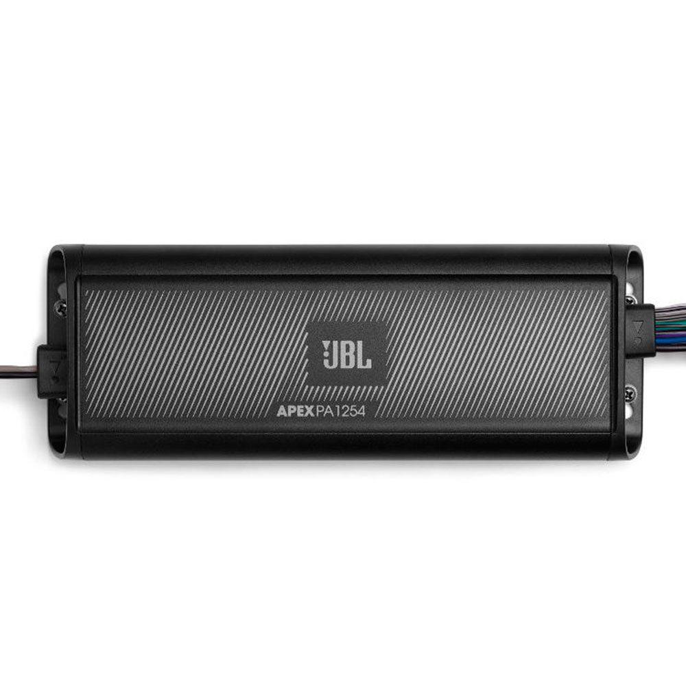Amplificador Marine JBL Apex Powersports PA1254 500W RMS