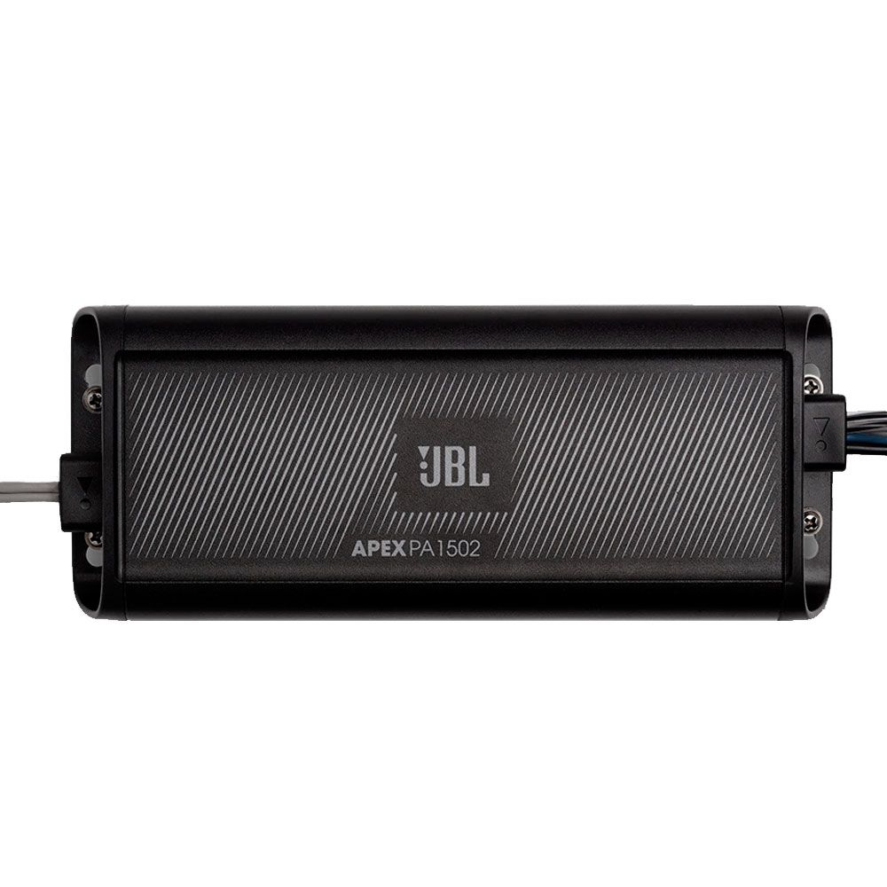Amplificador Marine JBL Apex Powersports PA1502 2x150W RMS