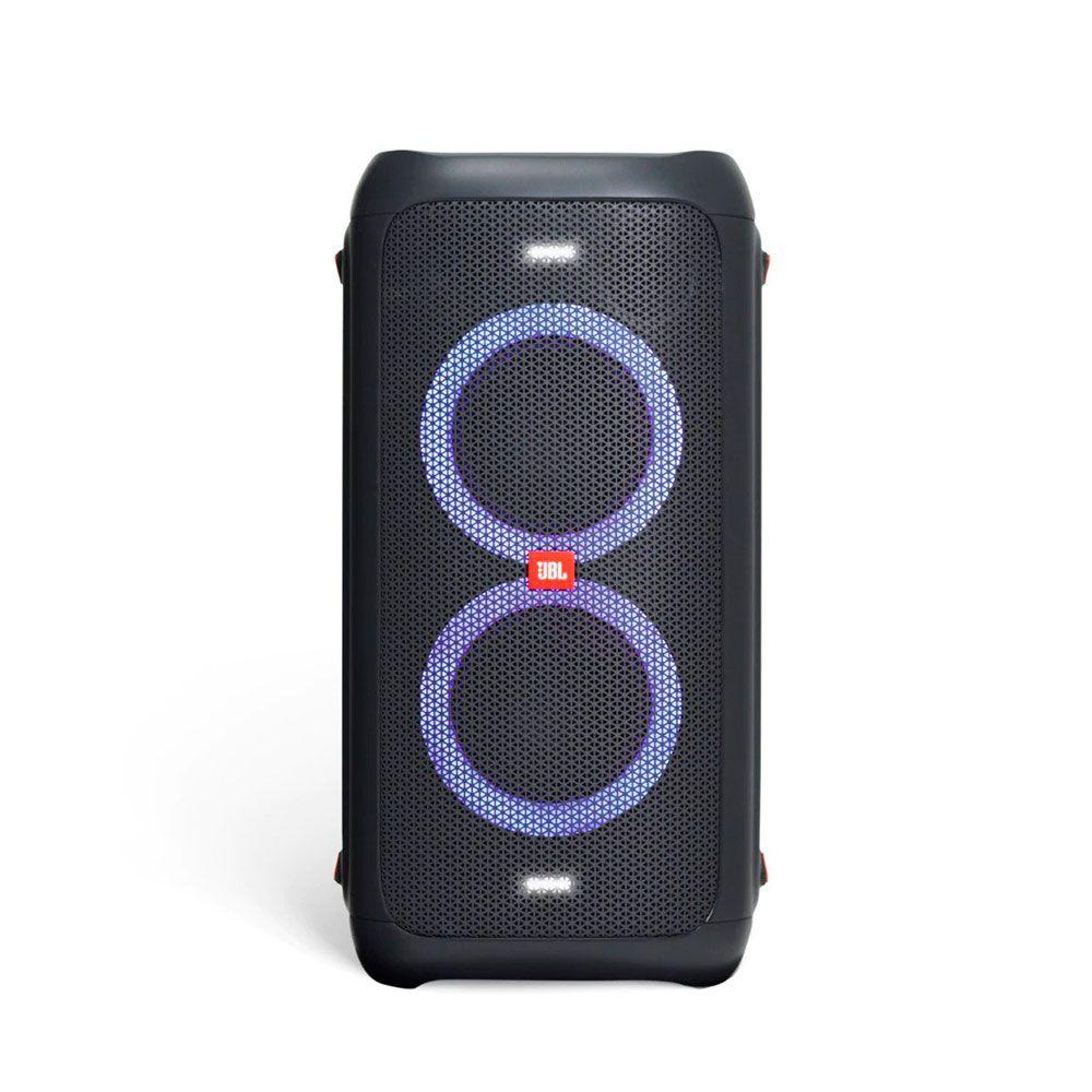 Caixa de Som Amplificada JBL PartyBox 100 Bluetooth Bateria