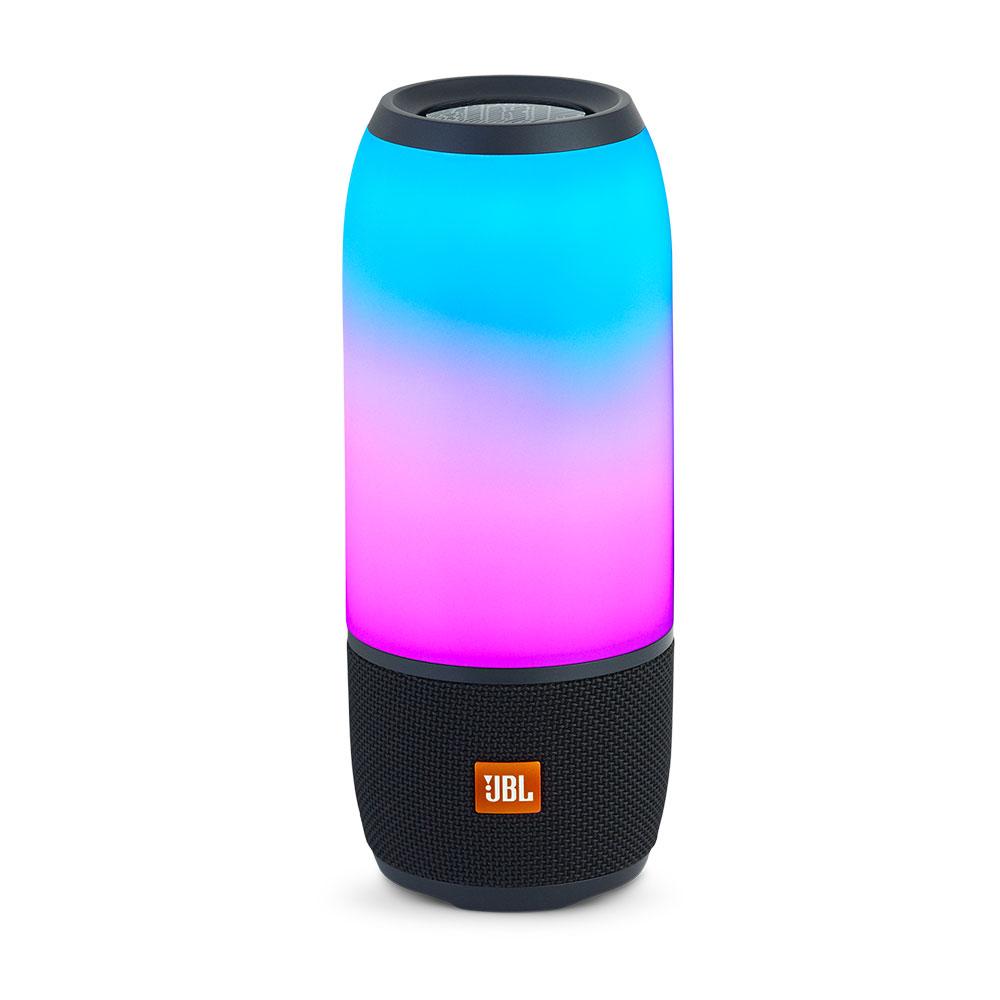 Caixa de som Bluetooth JBL Pulse 3 Preta Show de LEDS