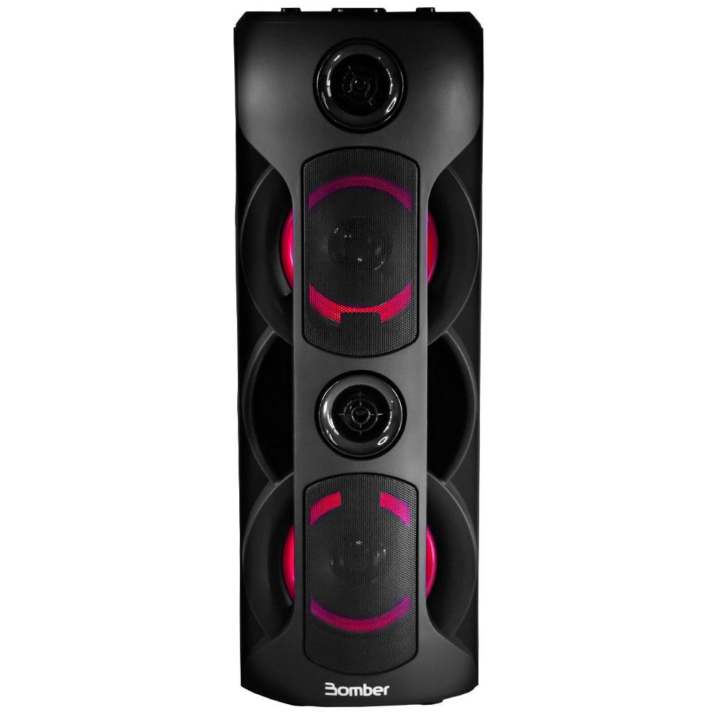 Caixa de Som Bomber Party 800 Bluetooth 5.0 TWS 50W Rms