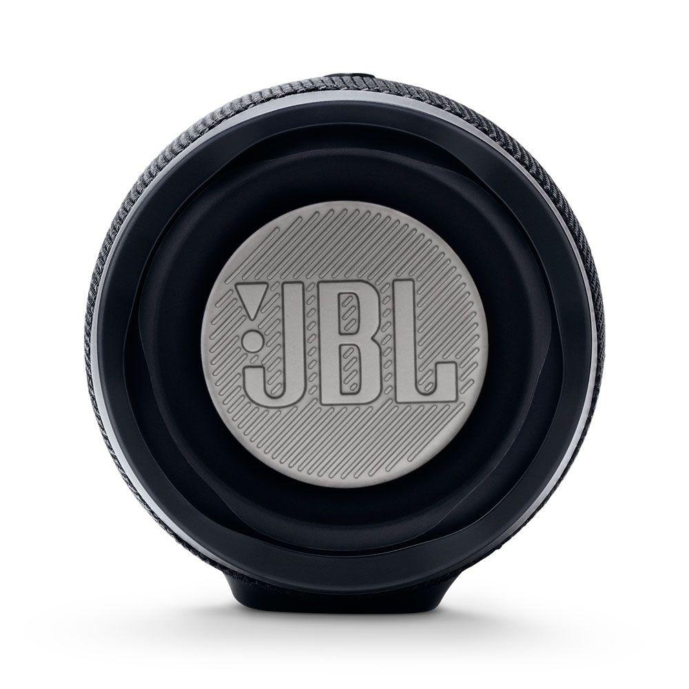 Caixa de Som Portátil JBL 4 Preta Conecção sem Fio