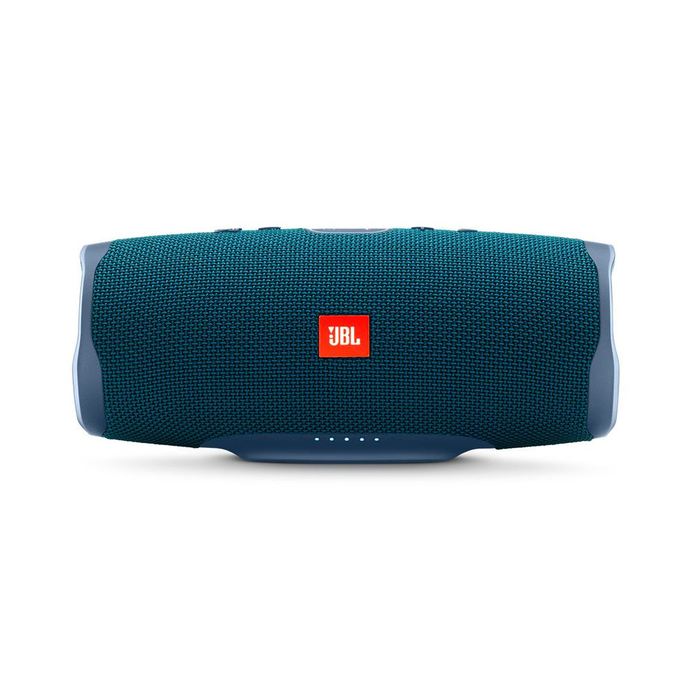 Caixa de Som Portátil JBL Charge 4 Azul Bluetooth