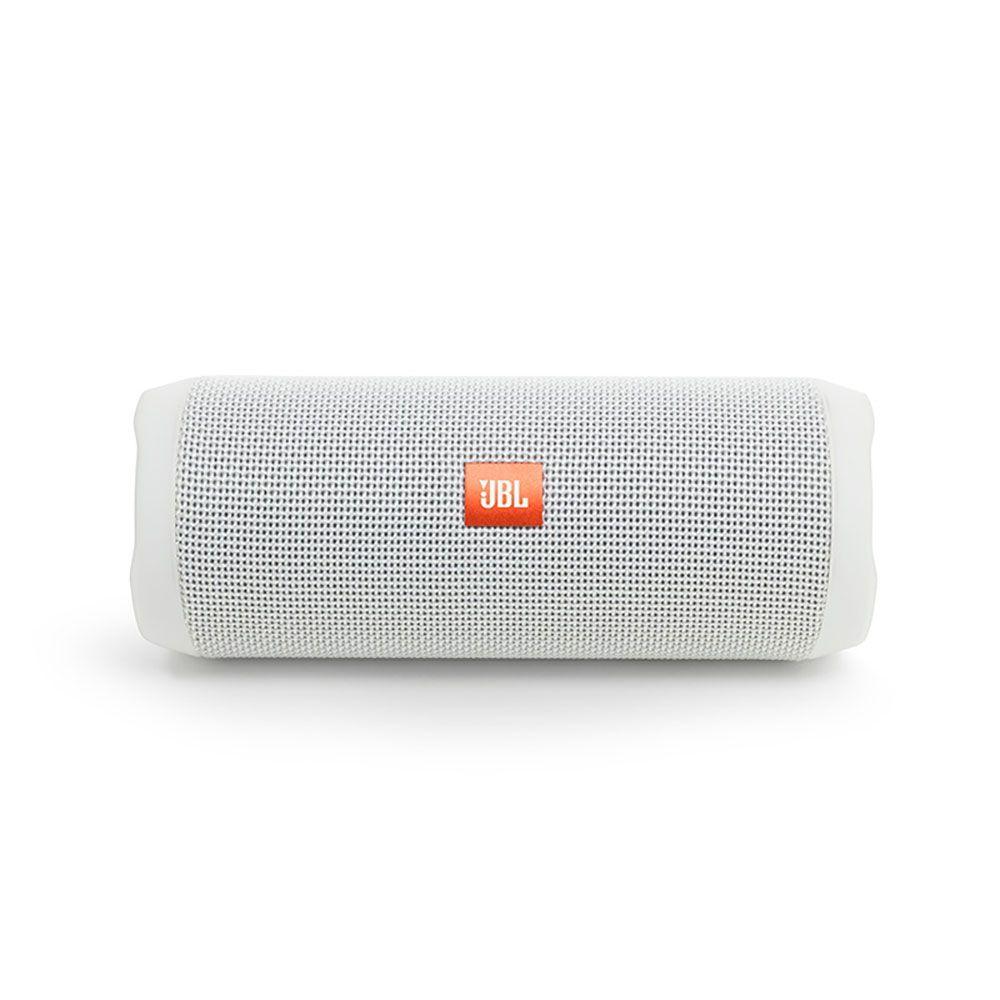 Caixa de Som Portátil JBL Flip 4 Branca Bluetooth