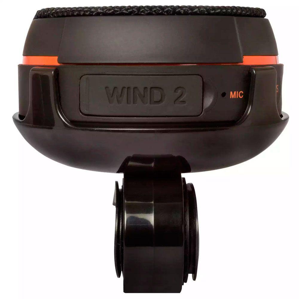 Caixa de som portátil JBL Wind 2 p/ Moto e Bike-P2 Bluetooth