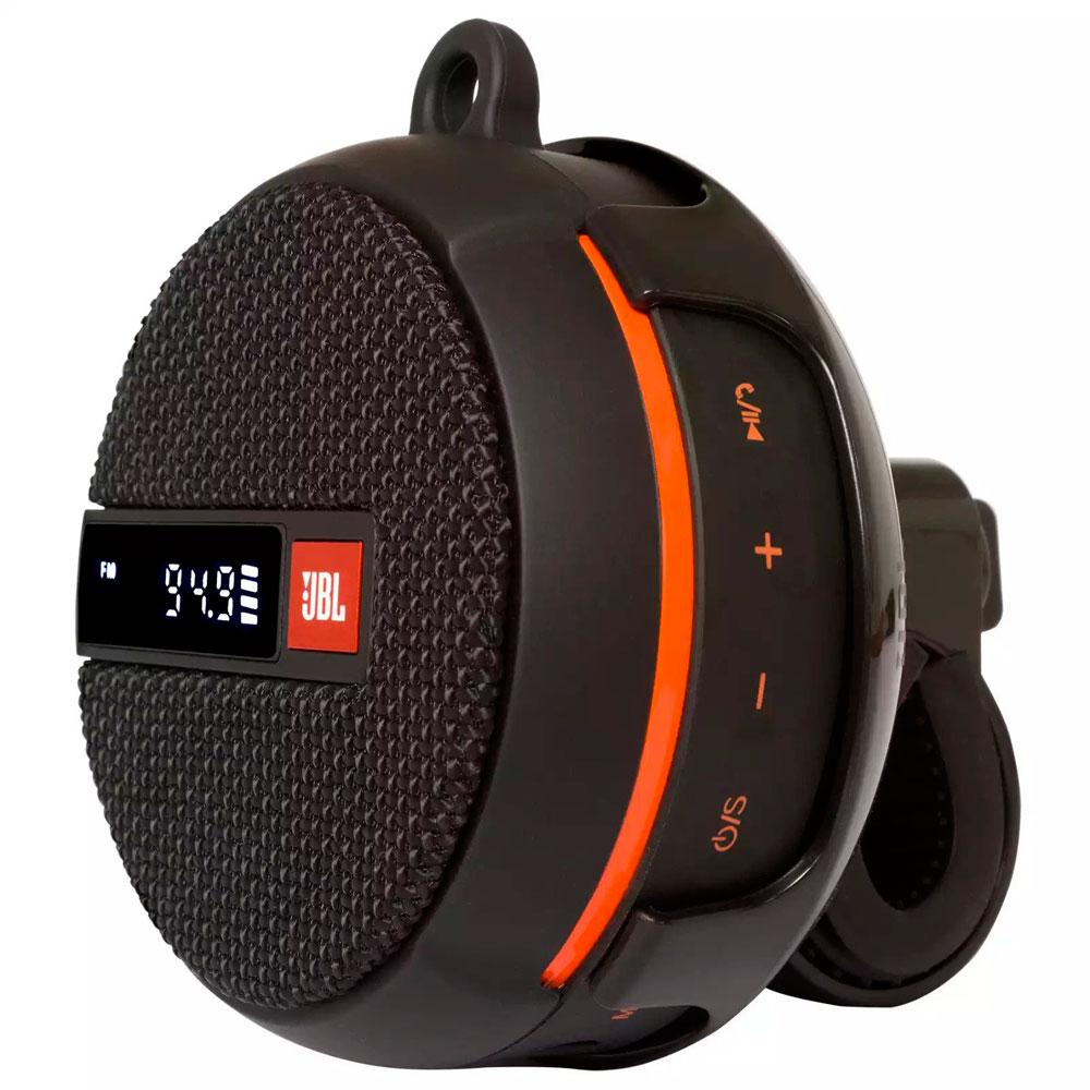Caixa de som portátil JBL Wind 2 p/ Moto e Bike - P2 Bluetooth - JBL WIND 2