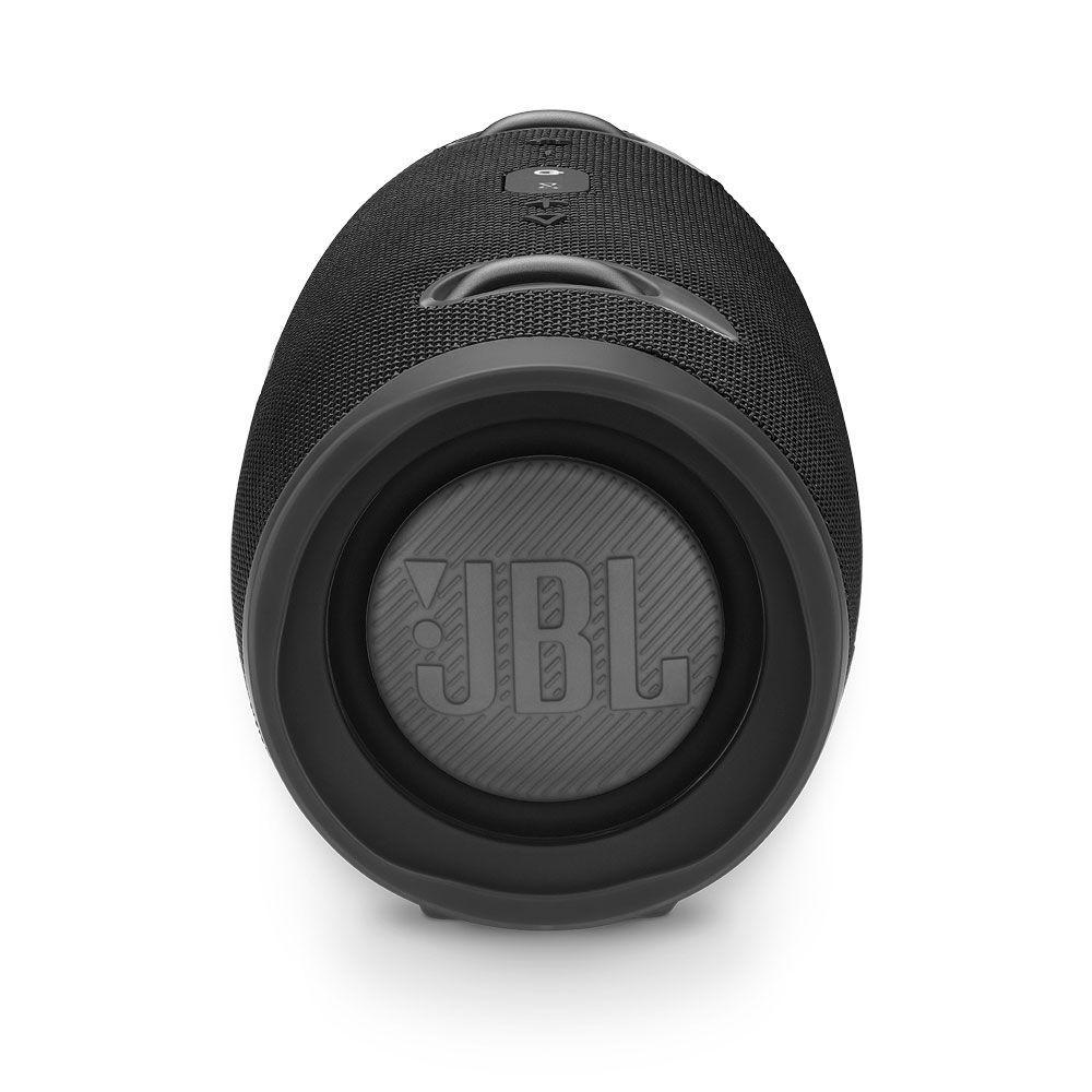 Caixa de Som Portátil JBL Xtreme 2 Preta Bluetooth