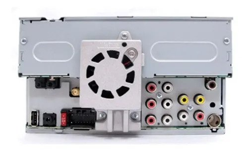 "Central Multimídia Pioneer DMH-Z5380TV tela HD 6.8""Bluetooth"