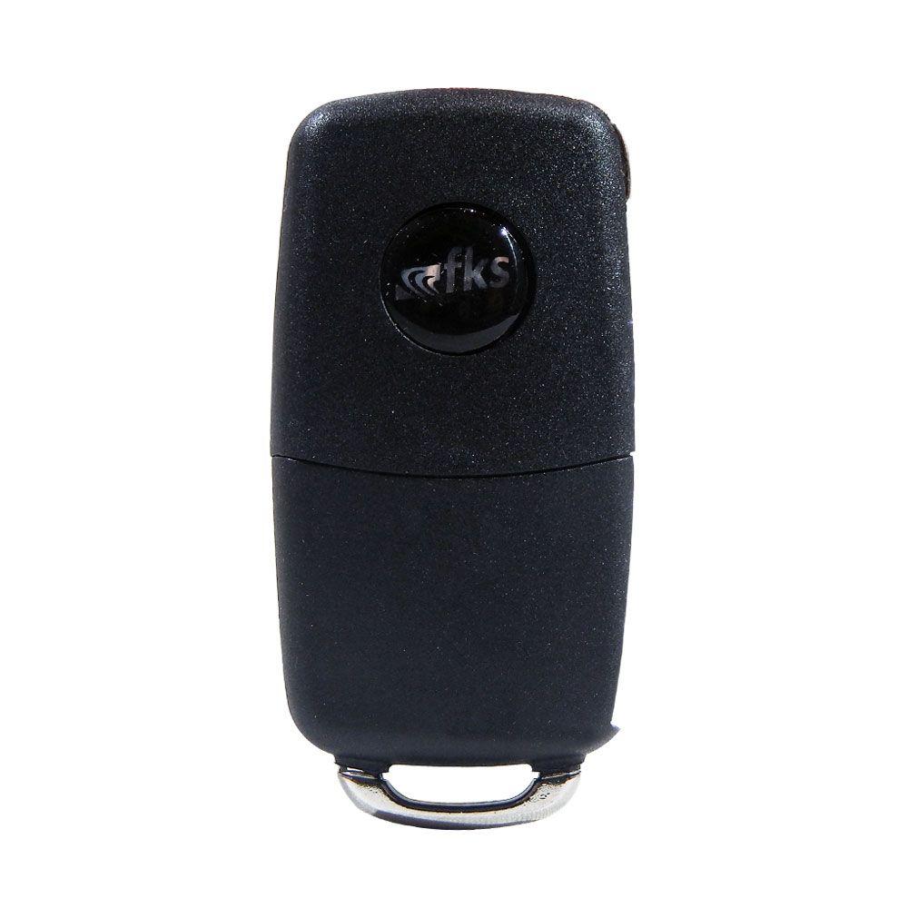 Chave Canivete Controle FKS CR962 Auto Code 433MHz - Original