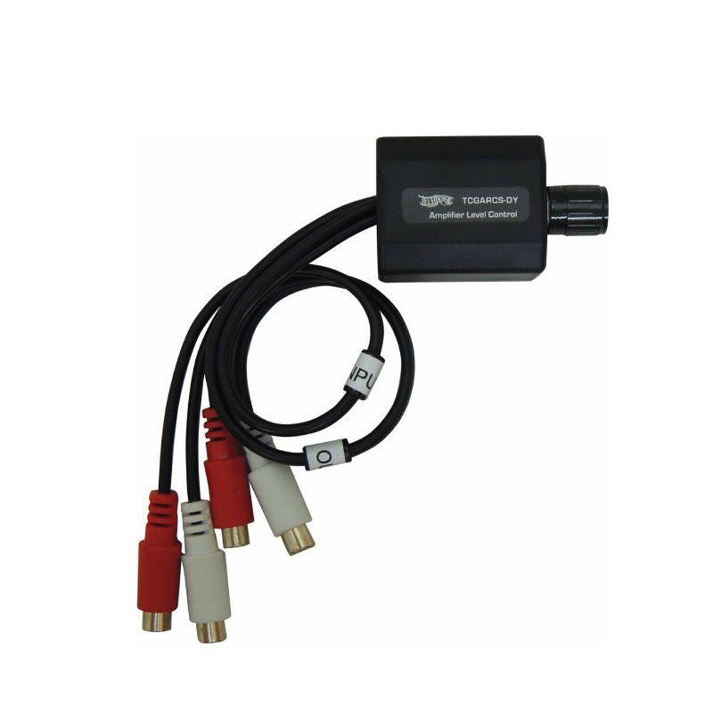 Controle de Ganho ou Volume Technoise Plugs RCA Sem Suporte