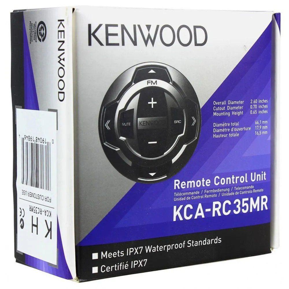 Controle Remoto Kenwood KCA-RC35MR p/ Aparelhos Linha Marine