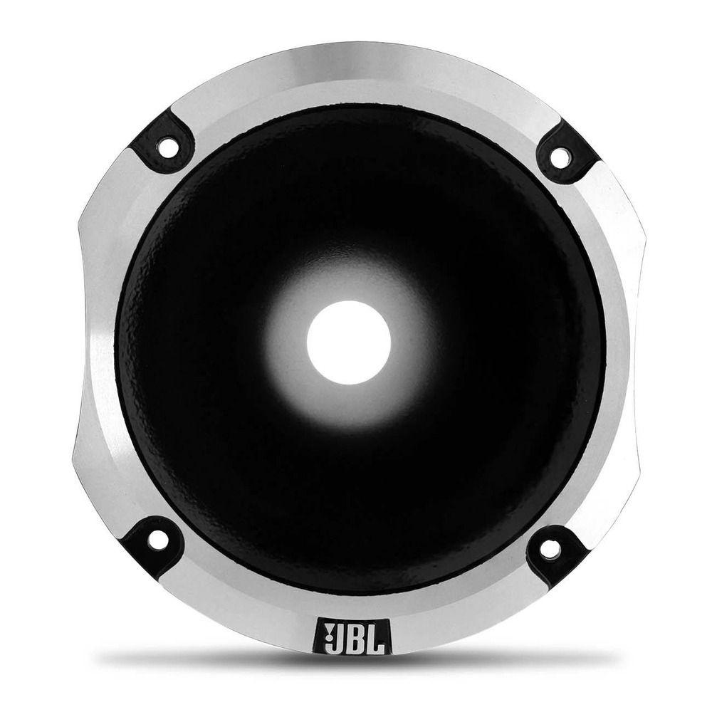 Corneta de Alumínio JBL HL 11-25 Trio Alumínio - P/ Driver de Rosca Universal