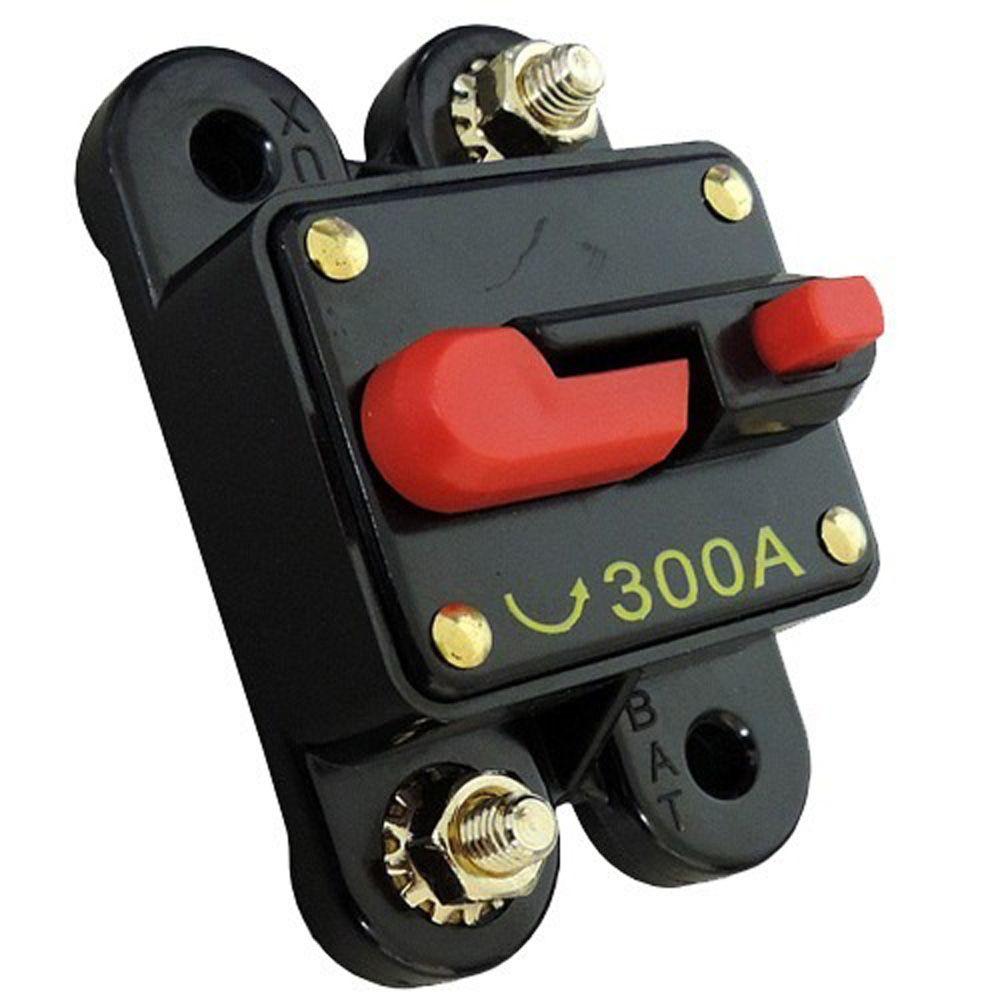 Disjuntor Automotivo Tech One 300A – Proteção da Instalação Elétrica