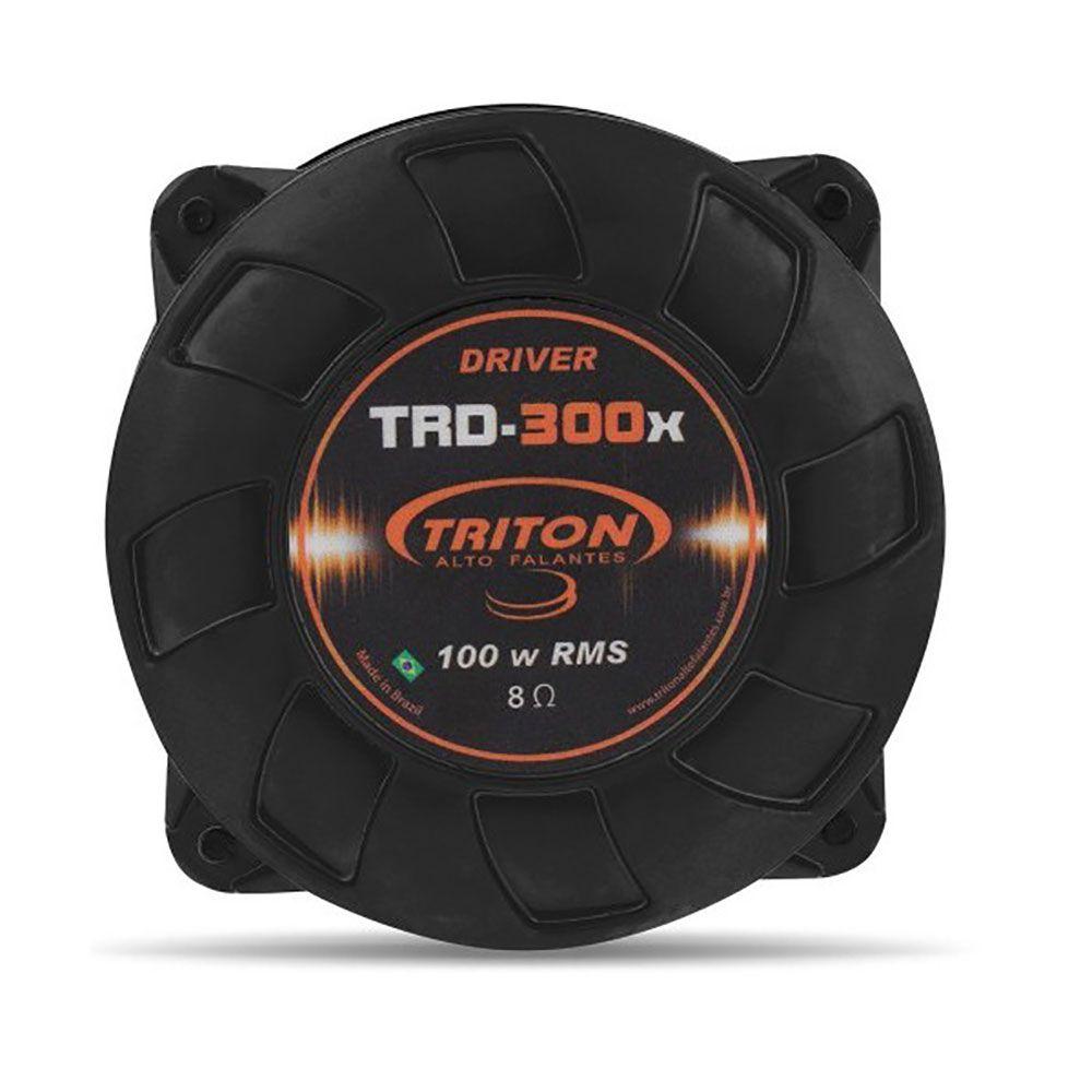 Driver de Corneta Triton TRD-300X - 100w Rms - 8 Ohms