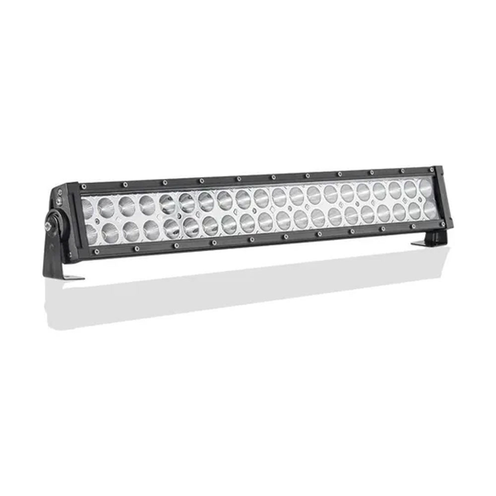FAROL DE MILHA BARRA DE LED AUXILIAR RAY X LTB2220 C/ 40 LEDS 120W C/ SUPORTE / 10~60V (555X70X85MM) - UNITÁRIO -CÓD.228