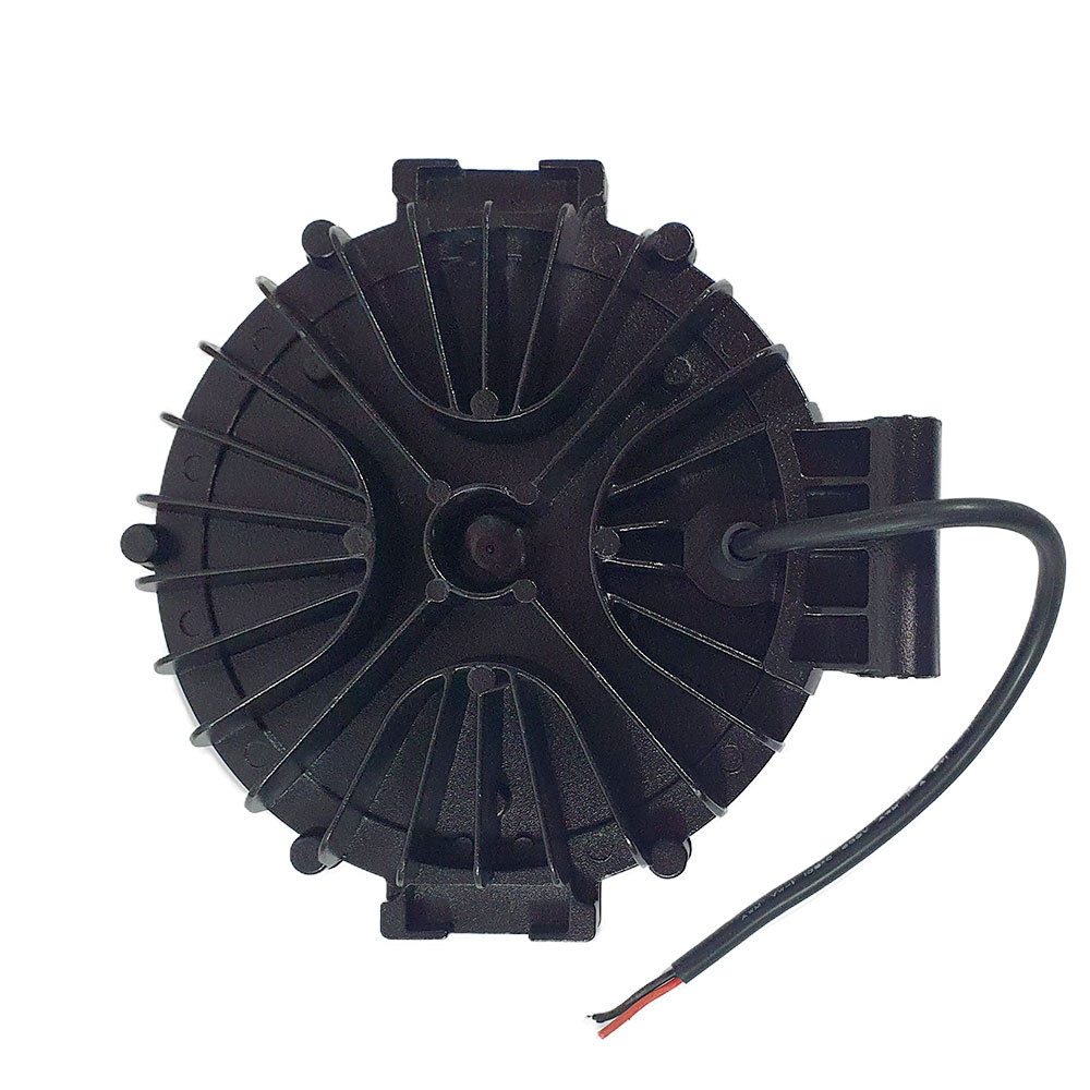 FAROL DE MILHA LED OFF-ROAD RAY X LT1051P EPISTAR 17 LEDS BRANCOS 51W (10~80V) (175X172X45MM) - C/ SUPORTE (UNITÁRIO)