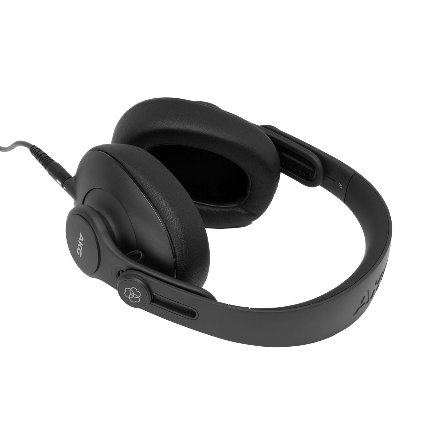 Fone De Ouvido Akg K361 Headphone Fechado Estudio K361