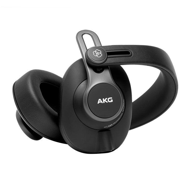 Fone De Ouvido profissional De Estúdio Akg K371