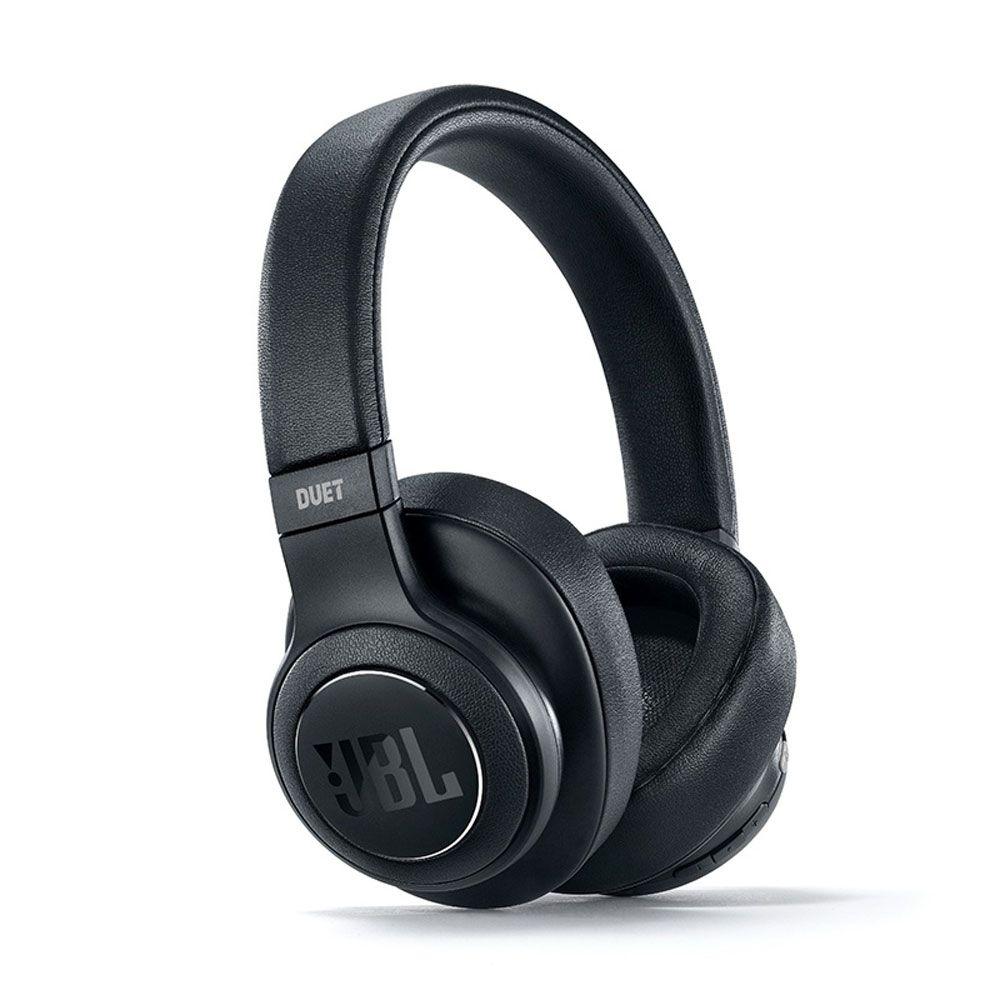 Fone de Ouvido Bluetooth JBL Duet BT NC com Cancelamento de Ruído Adaptável