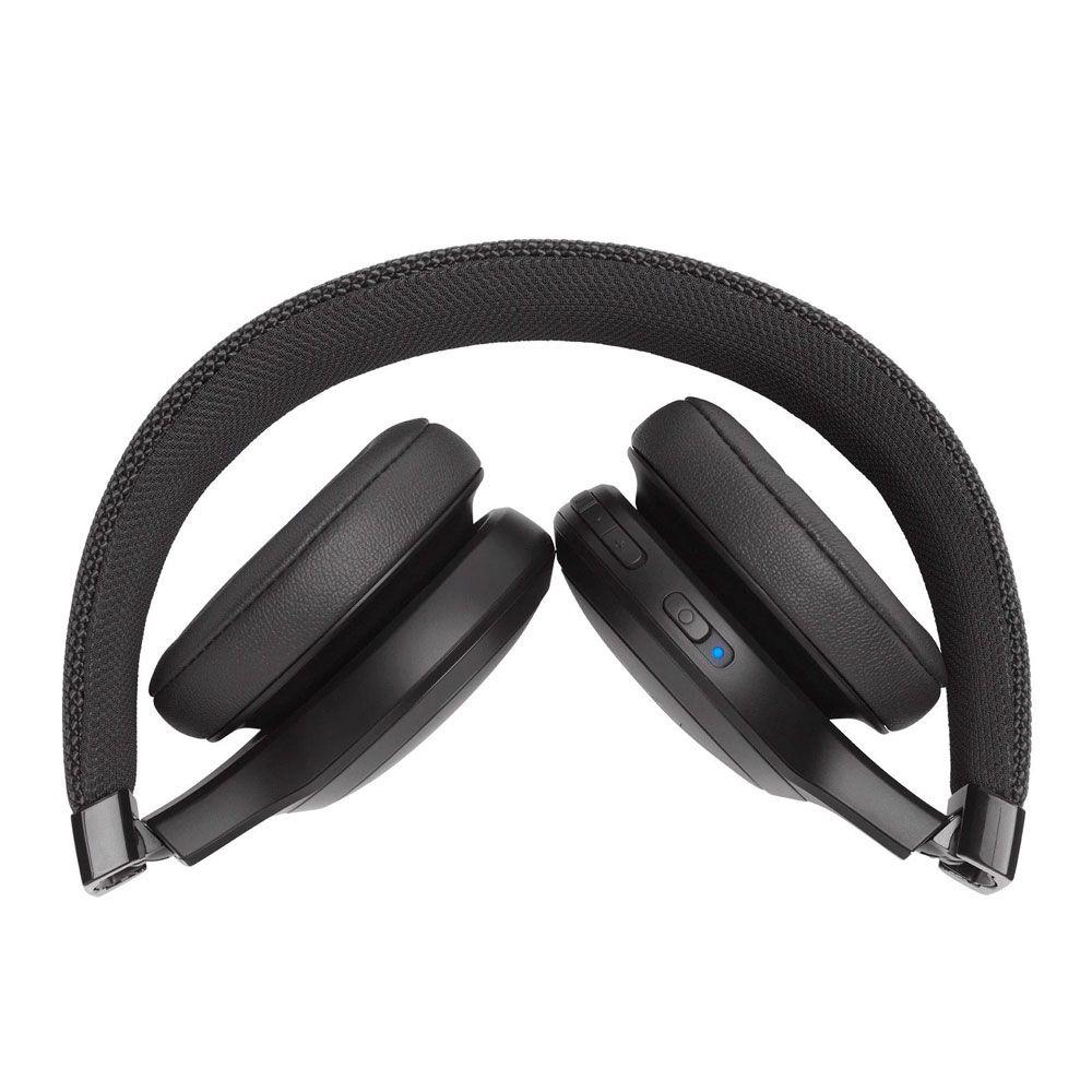 Fone De Ouvido Headphone Jbl Live 400BT Bluetooth Preto