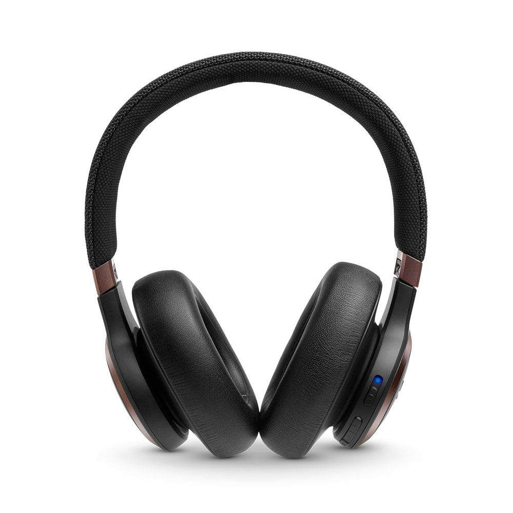 Fone De Ouvido Headphone Jbl Live 650BT NC Bluetooth Preto