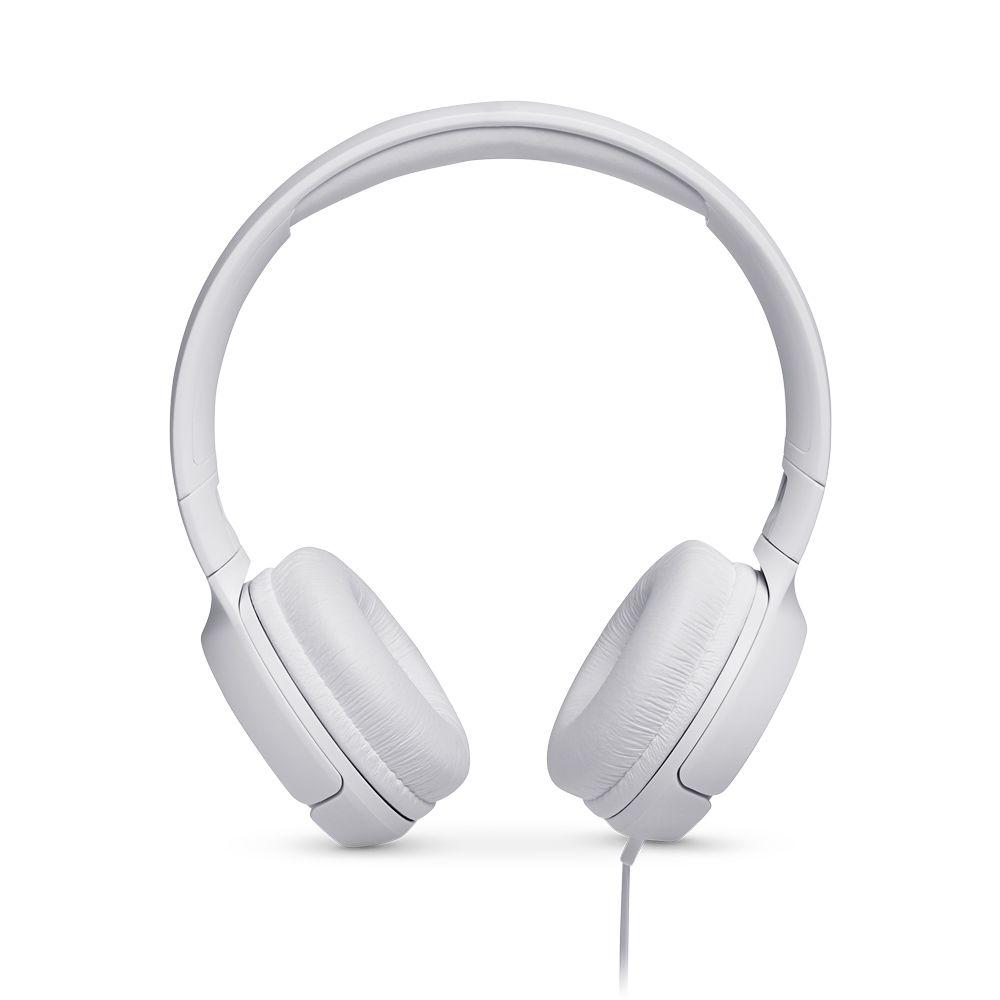 Fone De Ouvido Headphone Jbl Tune 500 - Branco