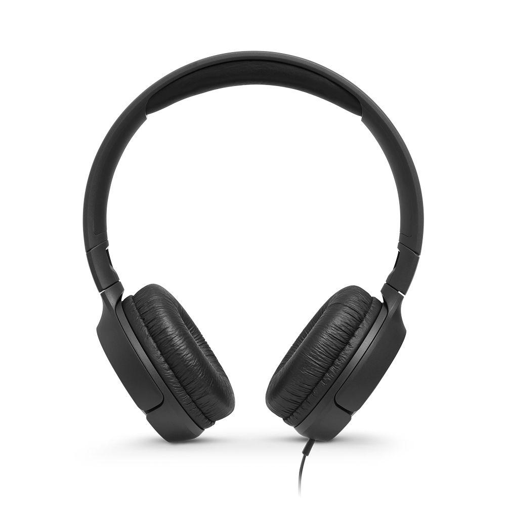 Fone De Ouvido Headphone Jbl Tune 500 - Preto