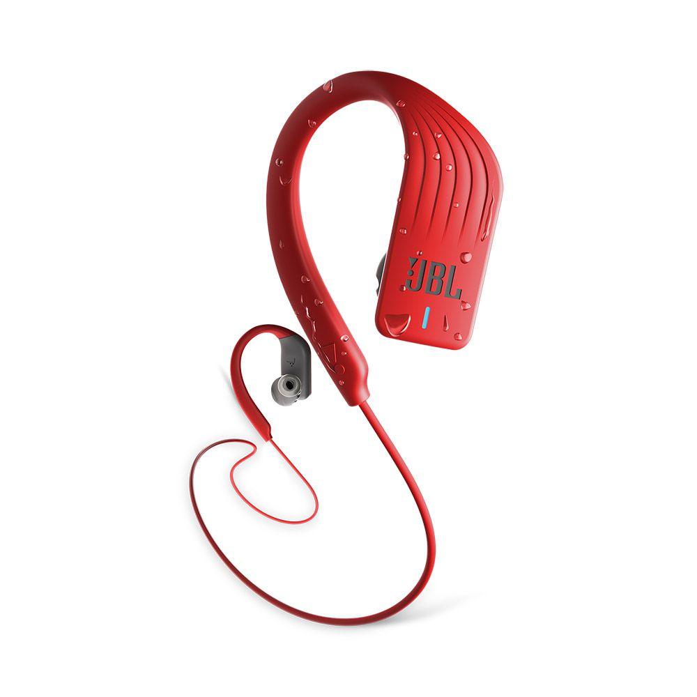 Fone de Ouvido JBL Endurance Sprint Esportivo BT Red