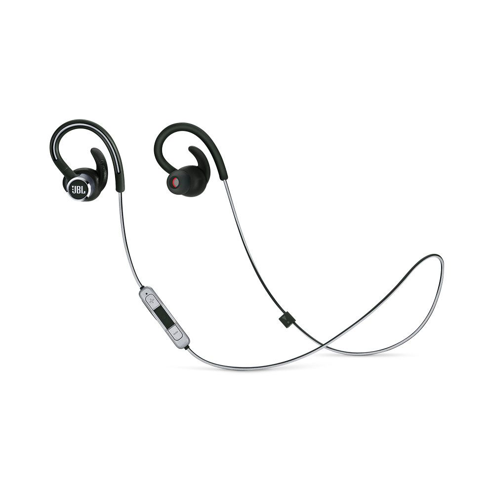 Fone De Ouvido Jbl Reflect Contour 2 Bluetooth Preto Sport