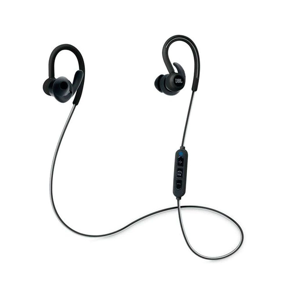 Fone de Ouvido JBL Reflect Contour Bluetooth Preto