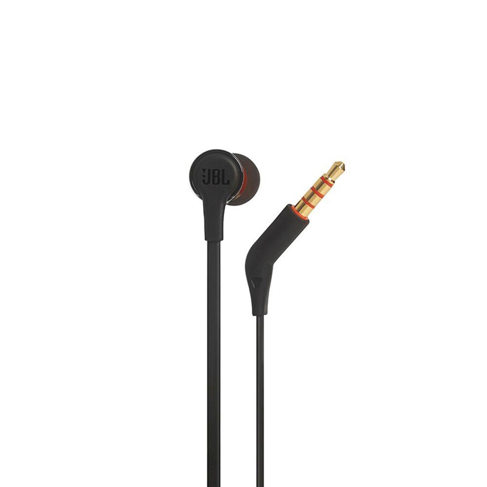 Fone de Ouvido JBL T210 Intra-auricular Preto by Harman