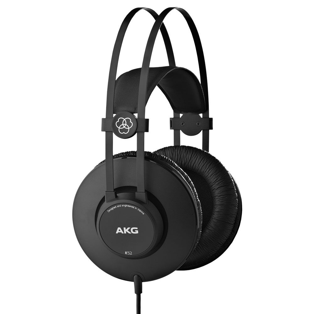 Headphone Profissional Harman Akg K52 - Estúdio | Gravação