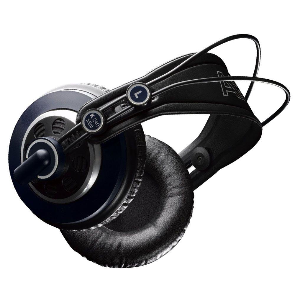 Headphone Profissional Semiaberto AKG K240 MKII