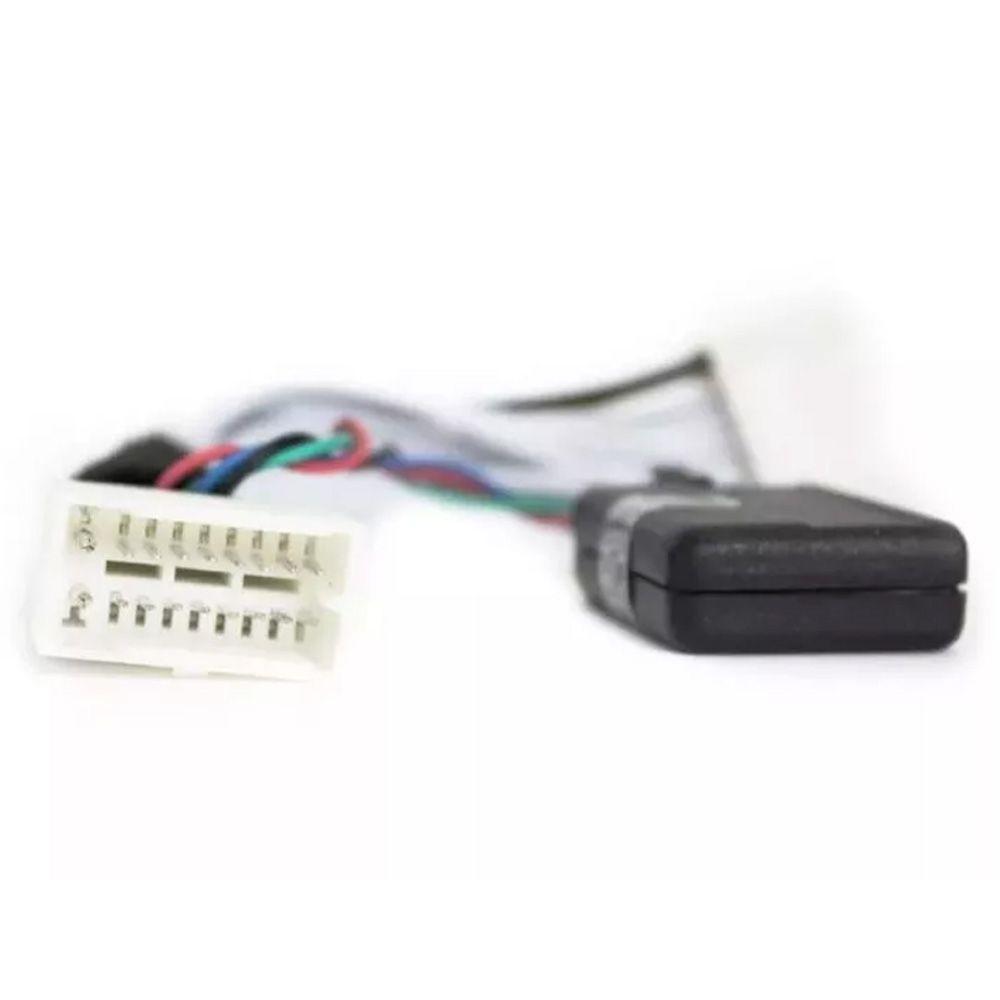Interface Desbloqueio de Tela Zendel Central Clarion / Nissan Frontier