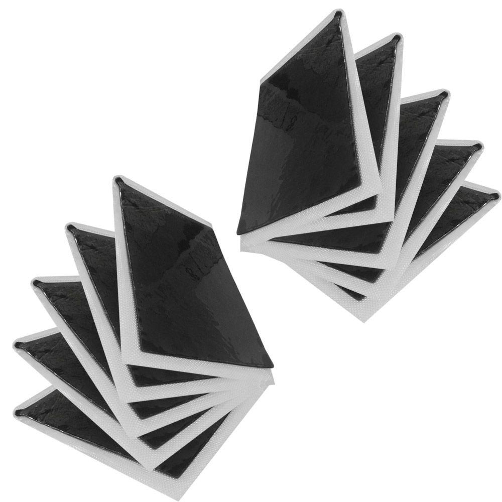 Kit c/10 Folhas Manta Acústica Grud GTA505 Butilic 30x19cm-3mm